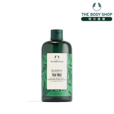 The Body Shop 茶樹淨化洗髮精-400ml
