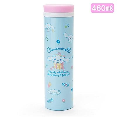 Sanrio 大耳狗喜拿保溫保冷不鏽鋼隨手瓶L-460ml(甜蜜禮物盒)
