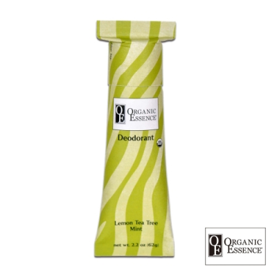 Organic Essence  環保自信體香膏 檸檬茶樹