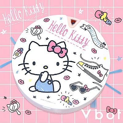 Vbot x Hello Kitty i6+粉紅派對蛋糕 掃地機器人 二代加強掃吸擦智慧鋰