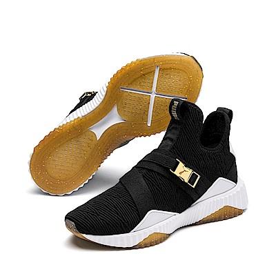 PUMA-Defy Mid Varsity Wns女運動鞋-黑色