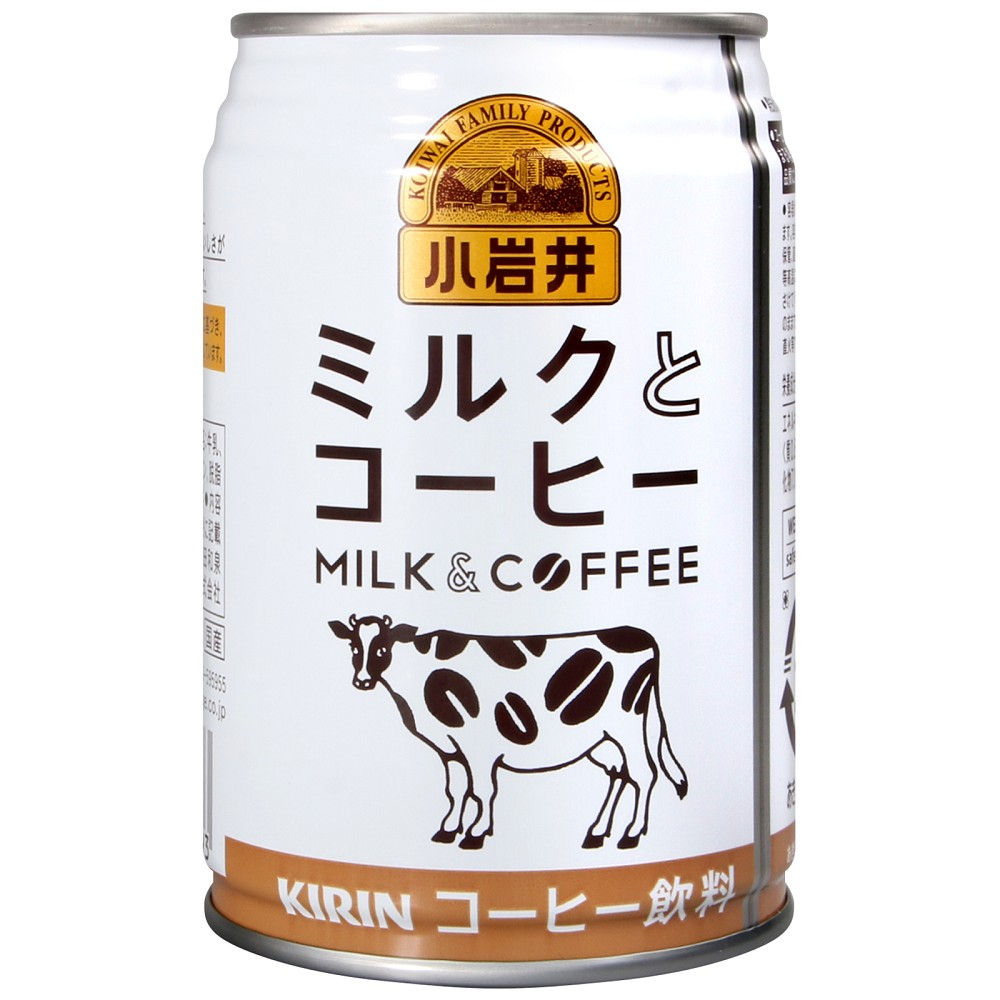 KIRIN 小岩井牛奶咖啡(280g)