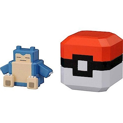 任選Pokemon GO神奇寶貝 PQB-02 卡比獸探險寶貝球_ PC12118