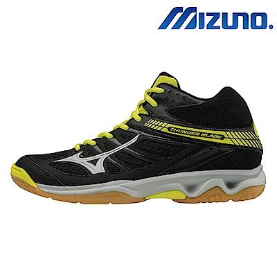 MIZUNO THUNDER BLADE MID 中筒 男女排球鞋