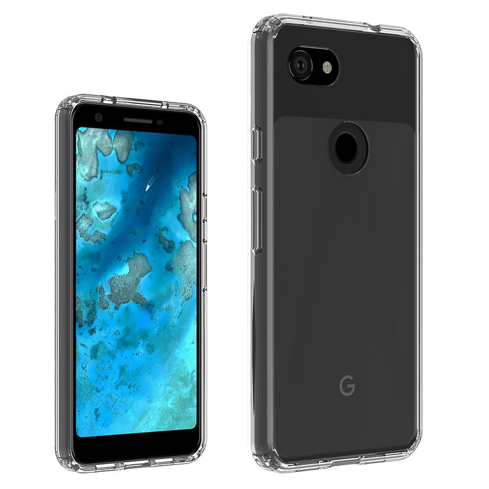 QinD Google Pixel 3a 雙料保護套