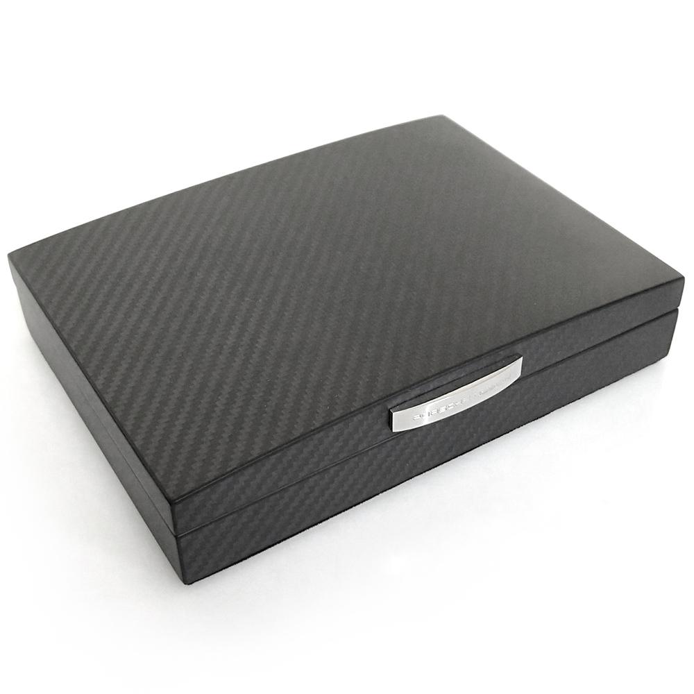 保時捷Porsche頂級碳纖維雪茄盒(小)