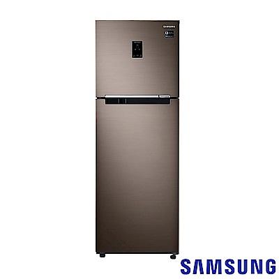 SAMSUNG三星 323L 雙循環雙門冰箱 RT32K553FDX/TW 奢華棕