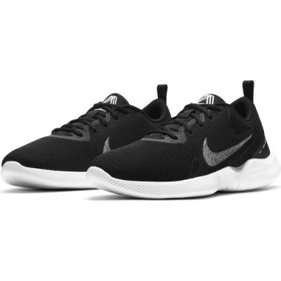 NIKE 慢跑鞋  運動鞋 訓練  男鞋 黑 CI9960002 FLEX EXPERIENCE RN 10