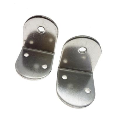 D31-3S 2入裝 半圓小角 49.5X40 mm 鐵片 不銹鋼 搗擺用 圓型內角鐵