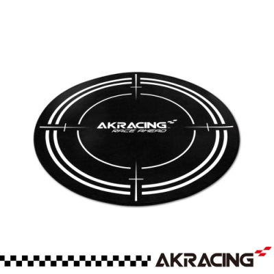 AKRACING_超跑電競地毯-GT824 SNIPER-黑