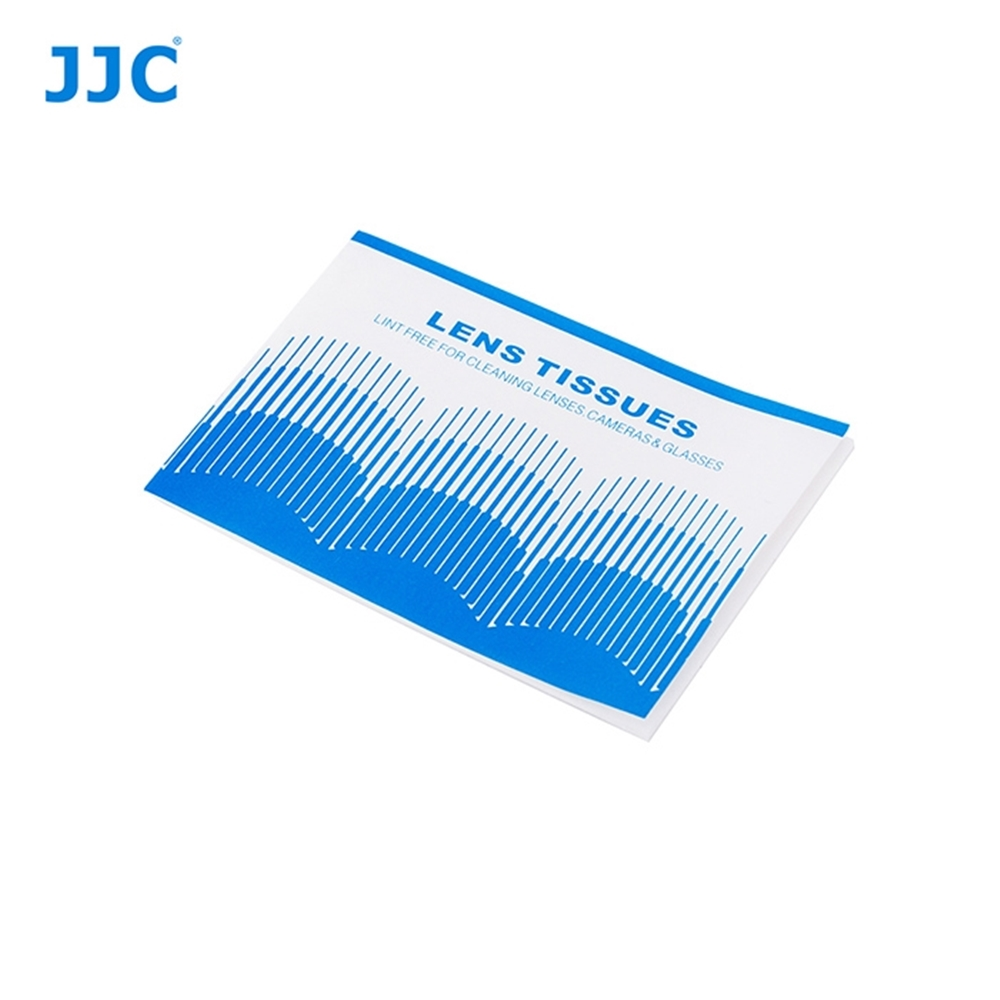 JJC鏡頭拭鏡紙CL-T1(25頁/本)