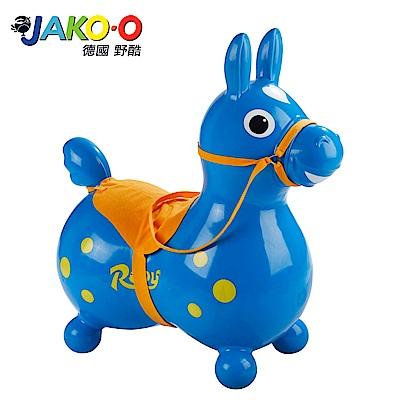 JAKO-O 德國野酷-跳跳馬韁繩馬鞍兩件組