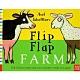 Flip Flap Farm 農場動物大合體精裝翻頁書(美國版) product thumbnail 1
