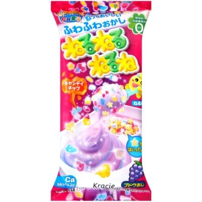 Kracie 手做彩色棒棒糖-葡萄風味(23.5)