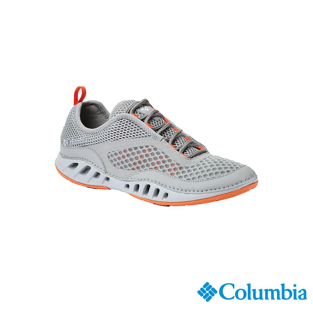 Columbia 哥倫比亞 男款-超輕量水陸鞋-灰色 UBM46900GY