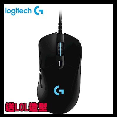羅技 G403 PRODIGY 有線電競滑鼠