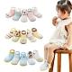 JoyNa【10雙裝】嬰幼兒小童寶寶襪子網眼船襪 product thumbnail 1