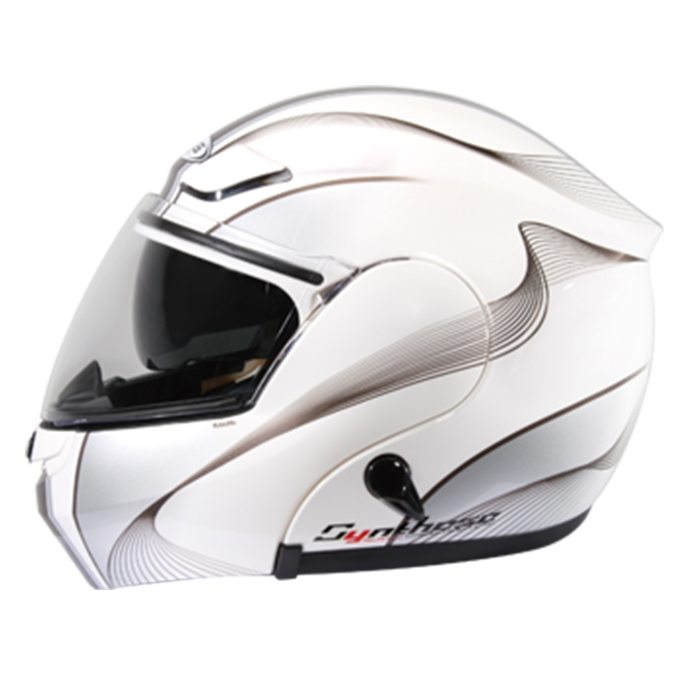 【ZEUS】3000A GG7 可樂帽(安全帽│機車│內襯│鏡片│全罩式安全帽│抗UV│內藏墨鏡│可掀式│GOGORO)