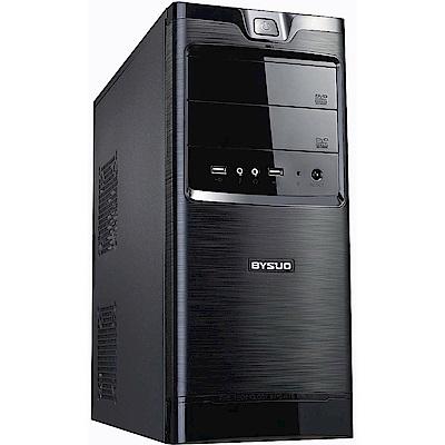技嘉B360平台[光月英雄]雙核效能電腦
