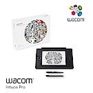 (福利品) Wacom IntuosProMedium雙功能創意觸控繪圖板