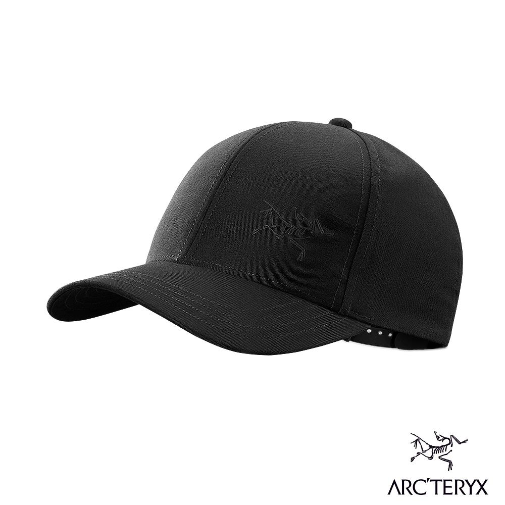 Arcteryx 始祖鳥 Bird 混棉 棒球帽 黑