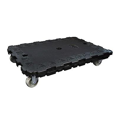 100%台灣製 組合式塑鋼平板車 HS-580