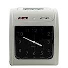Anice雙色列印高效能六欄位打卡鐘 GT-3900A送檯燈