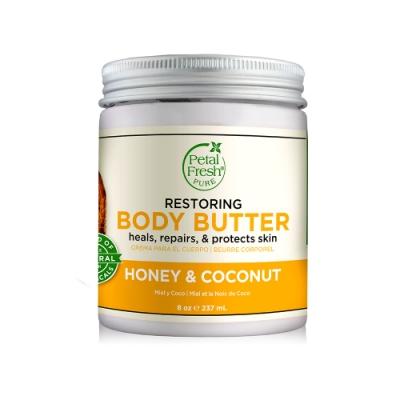 美國沛特斯 蜂蜜椰油修護滋養霜 8oz