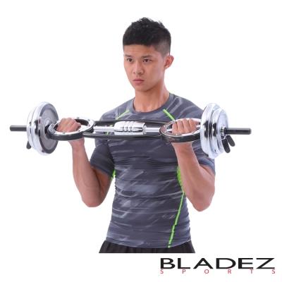 【BLADEZ】臂熱 舉重槓鈴 - 22磅