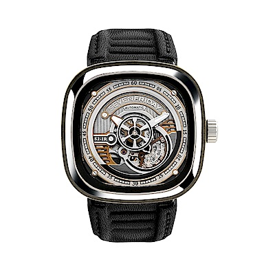 SEVENFRIDAY S2 潮流新興瑞士機械腕錶