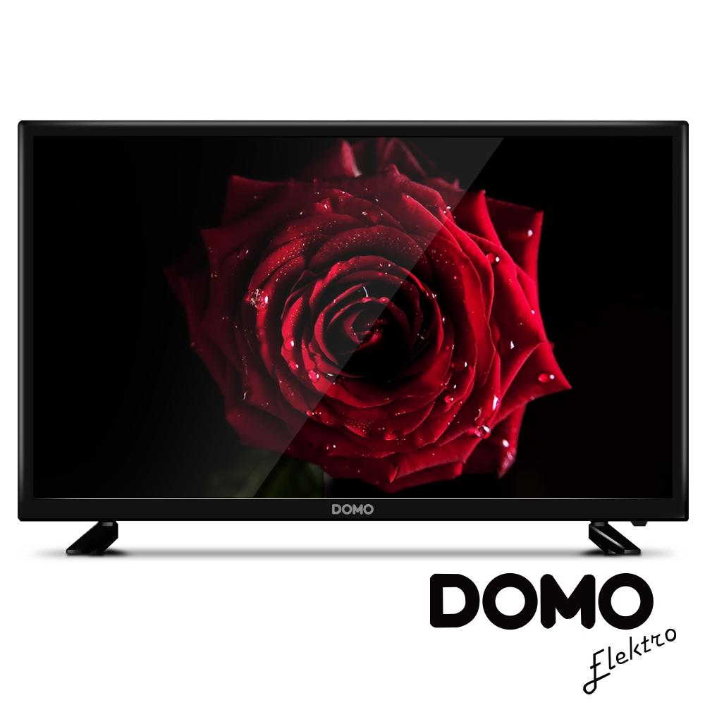 比利時DOMO 32型HDMI多媒體數位液晶顯示器數位視訊盒DOM-32A02