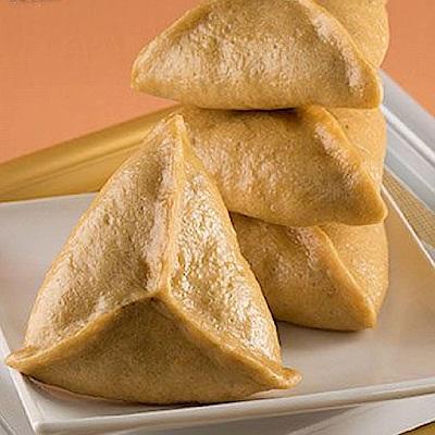 滿面香 麻糬黑糖金三角(4顆入)