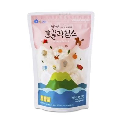 韓國【Jeju Mami】濟州媽咪 濟州純淨米餅脆片(60g)