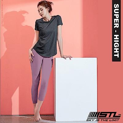 STL Wonder legging 7 韓 女 超高腰運動拉提褲 奇蹟蘭花