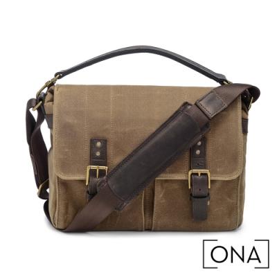 ONA Prince Street 專業相機包(1機3鏡,11吋筆電適用) - 原野棕