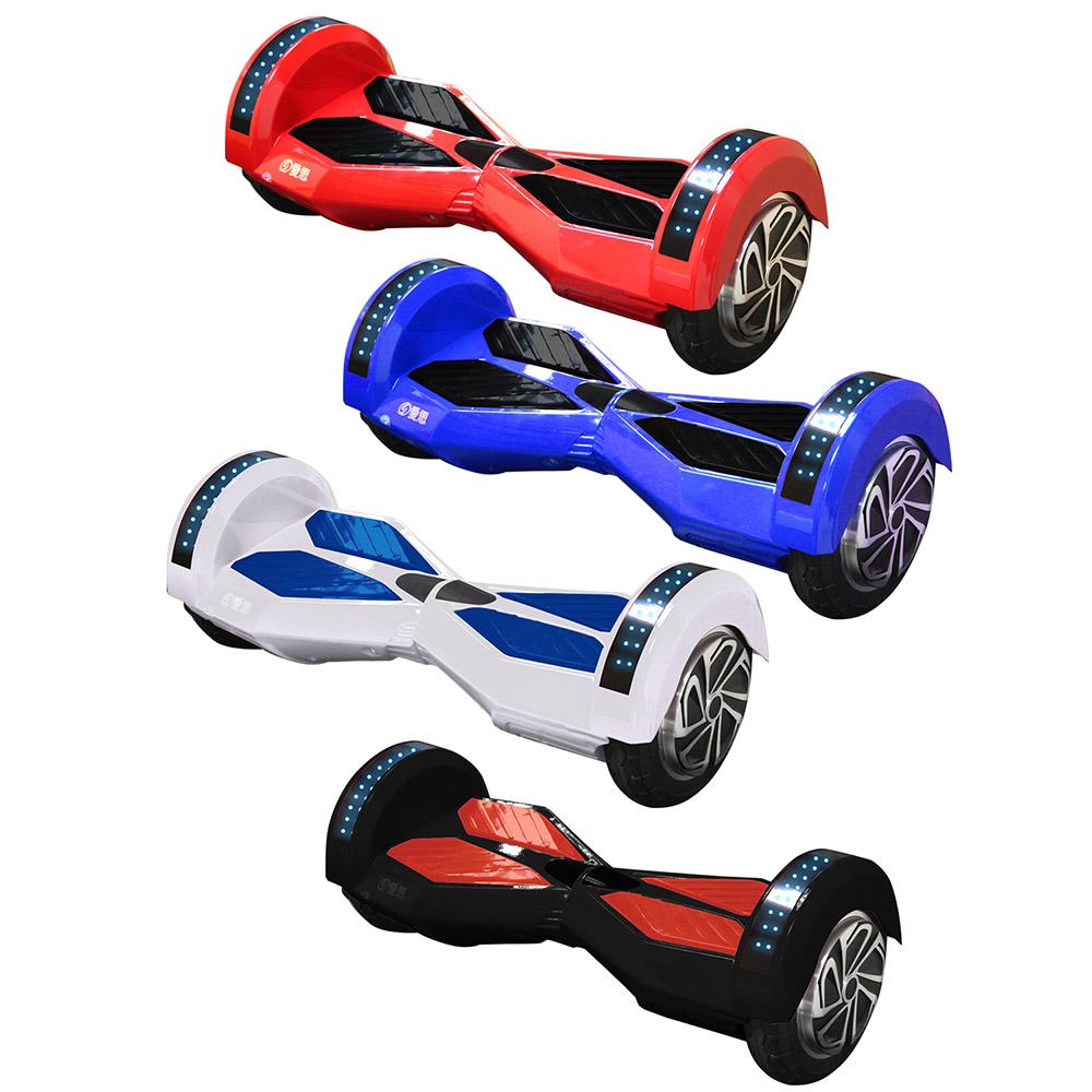 IS愛思 8S 跑車款8吋智慧體感電動平衡車