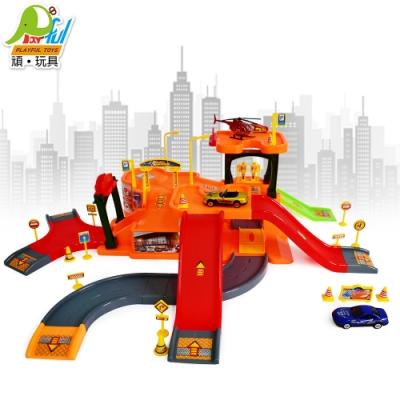Playful Toys 頑玩具 軌道停車場