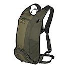 【SHIMANO】UNZEN 14L 自行車背包 (不含水袋) 橄欖綠