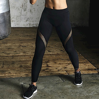 SHOCK ABSORBER ACTIVE LEGGING新女力緊身長褲BLK