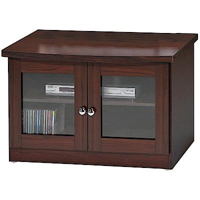 綠活居 法多2.7尺木紋電視櫃/視聽櫃(二色)-81x47x51cm免組