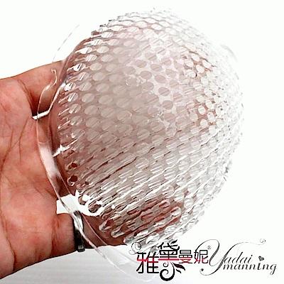 爆乳的秘密 隱形胸罩 透氣孔蜂窩魔術胸墊(一組兩入) 雅黛曼妮