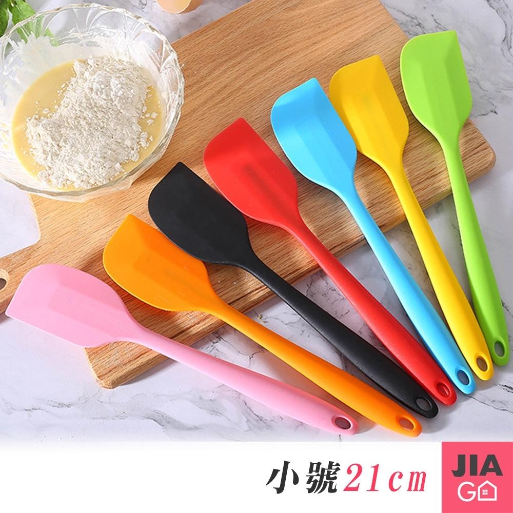 JIAGO 耐高溫烘焙矽膠奶油刮刀(小號)