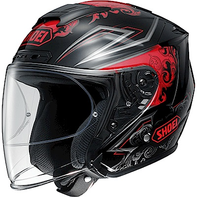 SHOEI 半罩安全帽 J-FORCE IV MBRILLER