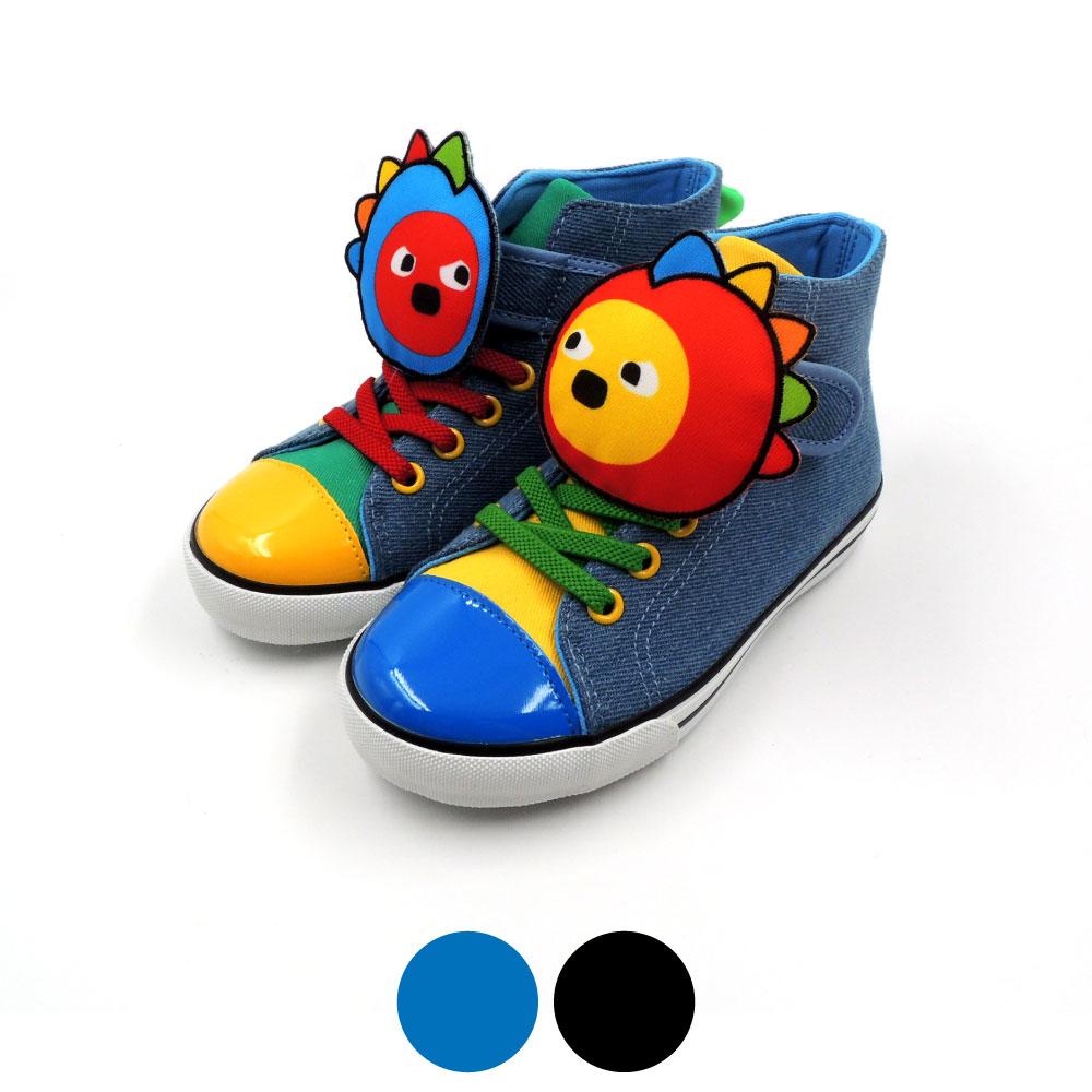 WHY AND 1/2 恐龍中筒休閒鞋 多色可選