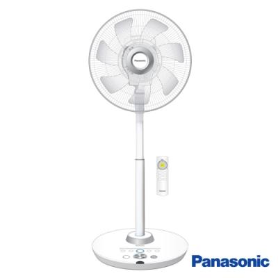 Panasonic國際牌 16吋 8段速微電腦遙控ECO溫控DC直流電風扇 F-H16GND