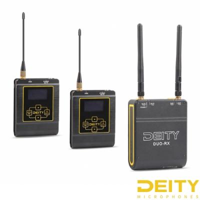 Aputure 愛圖仕 Deity Connect 一對二無線麥克風-公司貨