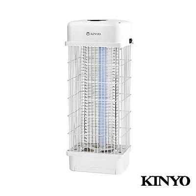 KINYO強力電擊式捕蚊燈KL621