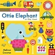 A Book About Ottie Elephant In The Town 硬頁學習書 product thumbnail 1