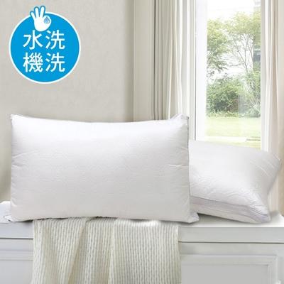 澳洲Simple Living 飯店級可水洗防霉抗菌高彈力釋壓枕-一入(台灣製)