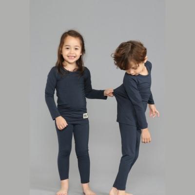[買衣送衣46折]Jota韓國-發熱衣/打底衣居家套裝(顏色尺寸任選,100-140cm)